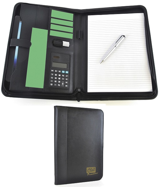 Pickering A4 Zipped Calculator folder