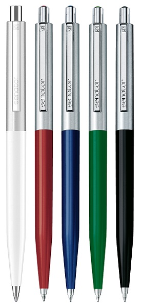 senator® Point Metal Plastic Ballpen