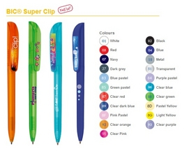 BIC Super Clip Digital