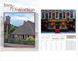 Inns Of Distinction Wall.