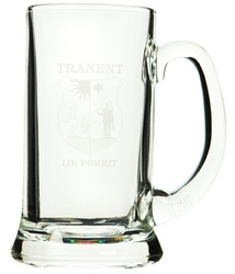Plain pint tankard