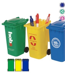 Wheelie Bin Pen Holder